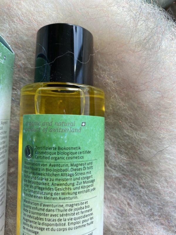 "Bio Edelstein-Öl Balance® ""Anti-Stress"" 80 ml - farfalla 3 SanjaNatur"