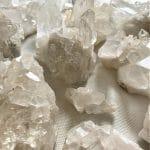 Bergkristall Stufen und Spitzen (groß) - Entdecken und staunen 12 SanjaNatur