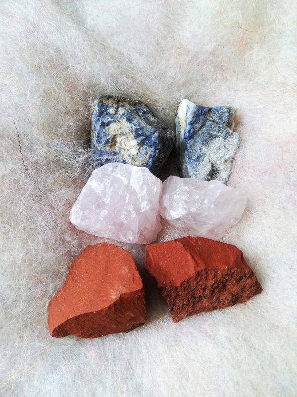 Wassersteine 04 - Ruhe / Stärke / Gleichgewicht 1 SanjaNatur
