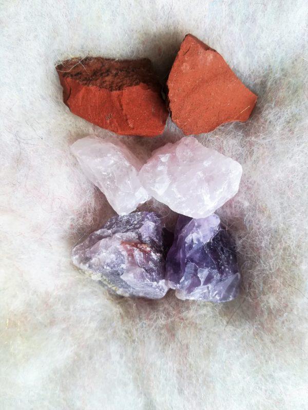 Wassersteine 03 - Stabilisierung / Energie / Harmonie 1 SanjaNatur