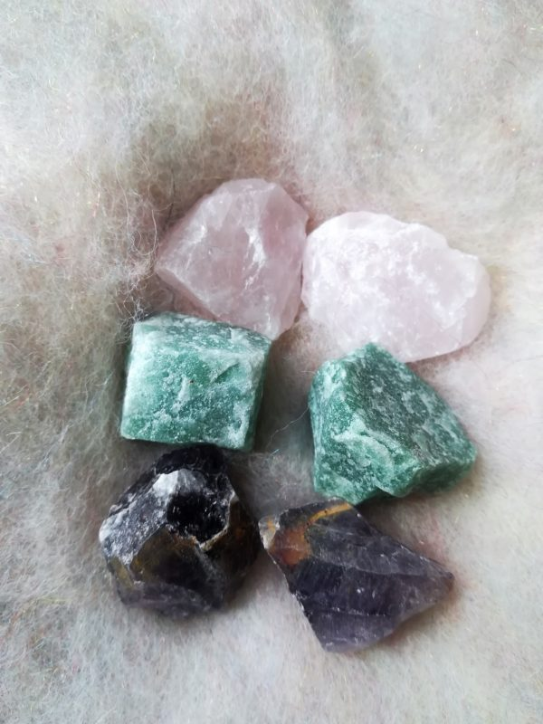 Wassersteine 02 - Erholung / Frieden / Harmonie 1 SanjaNatur