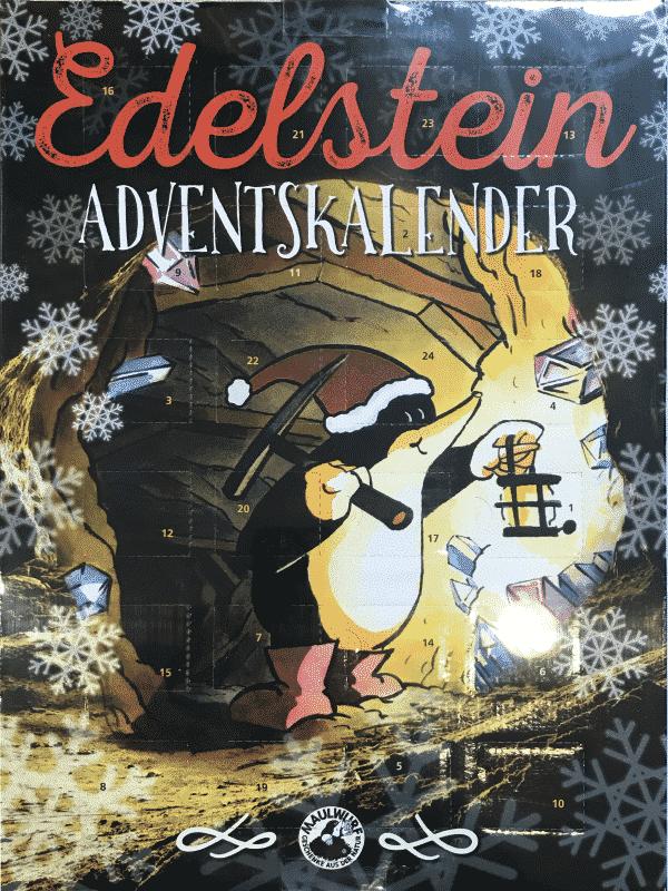 Edelstein Adventskalender 1 SanjaNatur