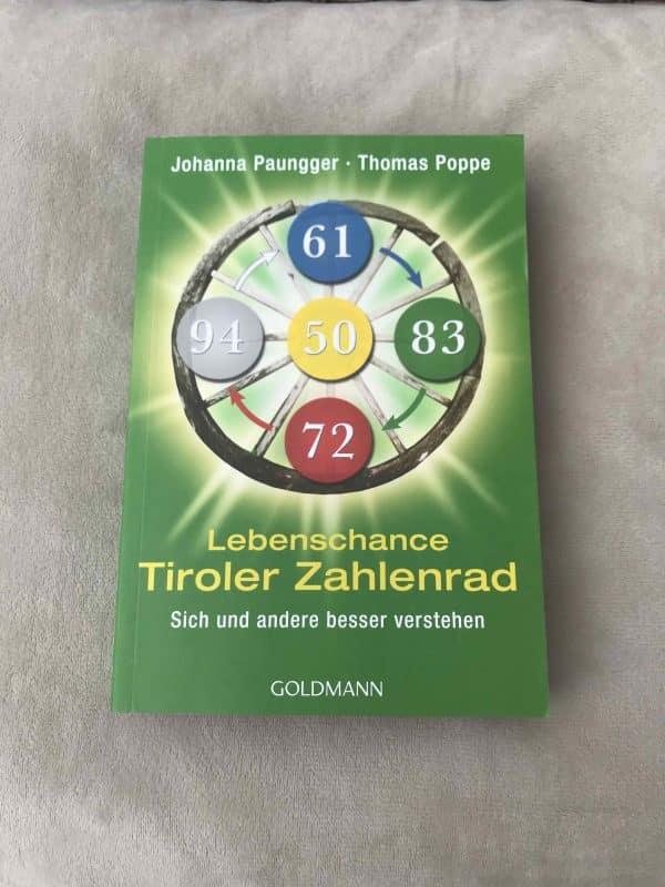 Lebenschance Tiroler Zahlenrad - Sich und andere besser verstehen - (Deutsch) Taschenbuch 1 SanjaNatur