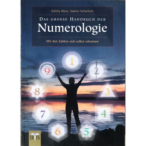 Das grosse Handbuch der Numerologie - broschiert 1 SanjaNatur