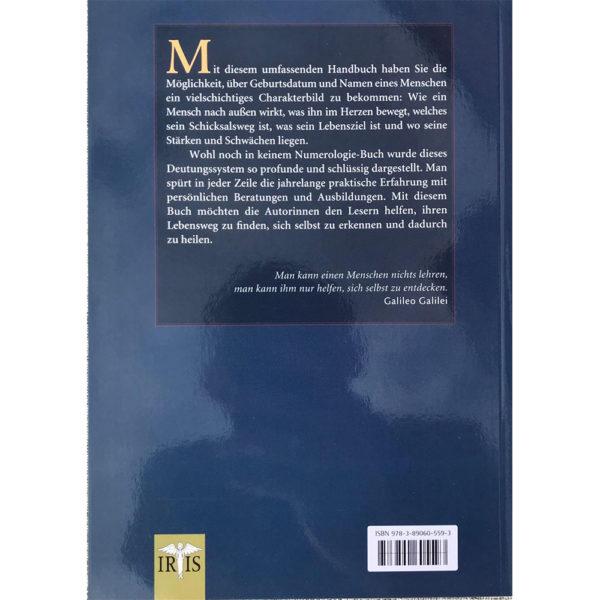 Das grosse Handbuch der Numerologie - broschiert 2 SanjaNatur