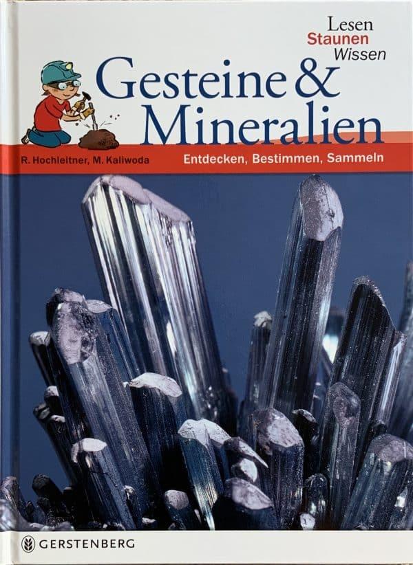 Gesteine & Mineralien : Entdecken, Bestimmen, Sammeln 1 SanjaNatur